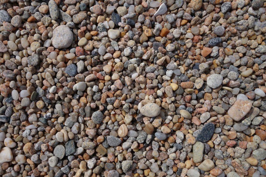 grind en zand