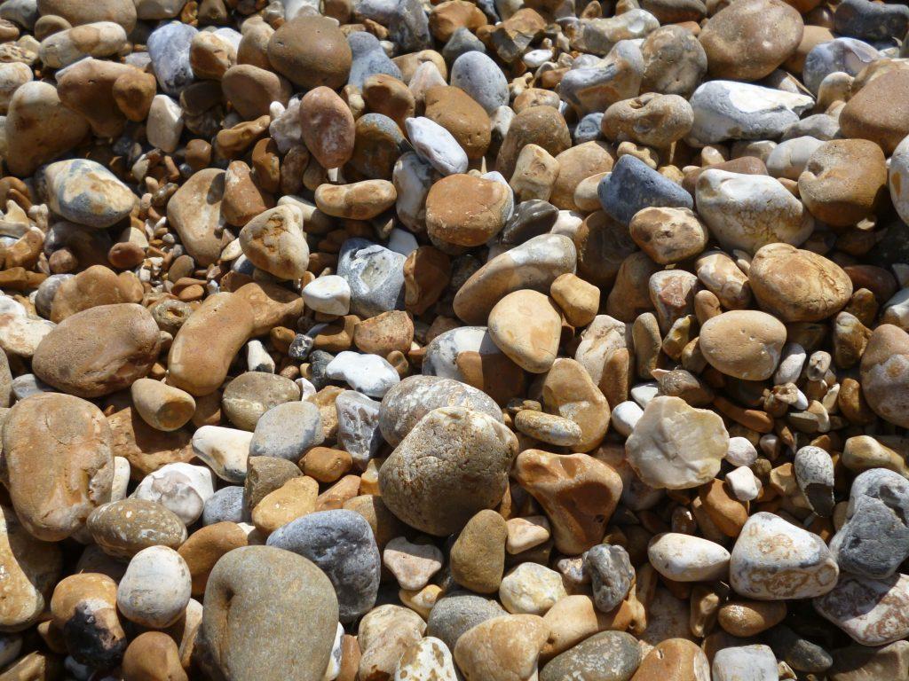 toepassingen grind en zand