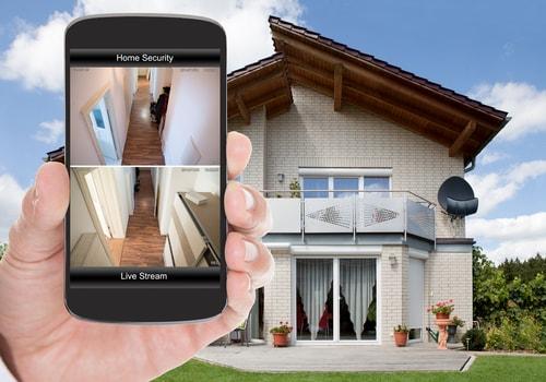 camarasysteem beveiliging huis