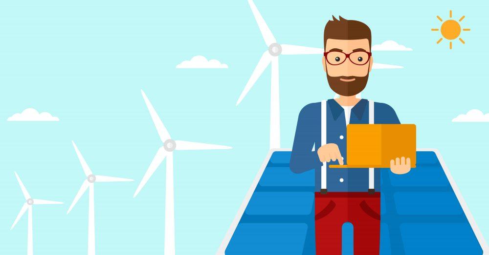 energiecontract afsluiten bouw