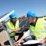 Installeren van zonnepanelen
