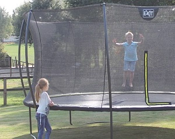 trampoline kinderen