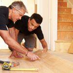 Hoe leg PVC vloer