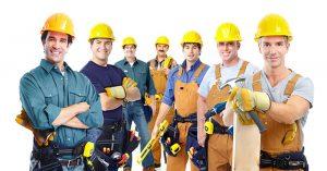 Promotie voor aannemers en bouwbedrijven
